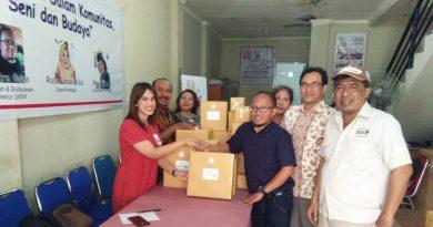 BJB Depok Support Giat HBH Wartawan