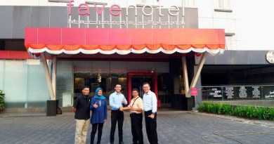 Fave Hotel Support HUT 2 Sekber Wartawan Depok