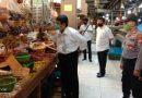 Pasar Cisalak Aman, Masyarakat Silahkan Berbelanja