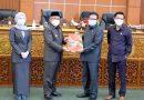 DPRD Kota Depok Menggelar Rapat Paripurna Penyampaian Pokir & Pidato Pertama Walikota Terpilih