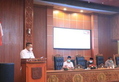 Pandangan Umum Fraksi PDIP & Fraksi Gerindra Dukung 3 Raperda Inisiatif Pemkot Depok
