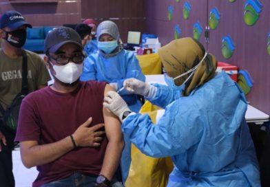 PDAM Depok Selenggarakan Vaksin Kedua