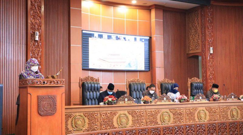 Hasil Laporan Banggar, DPRD Akhirnya Sahkan Perubahan APBD Depok 2021